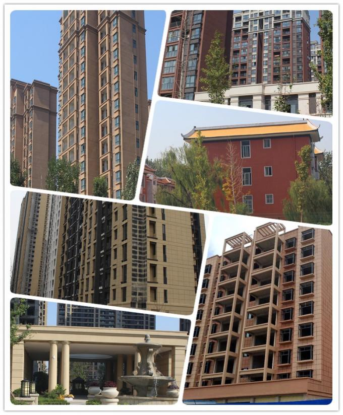 No Toxic Stoneffects Stone Coating Granite Stone Paint For Exterior Wall