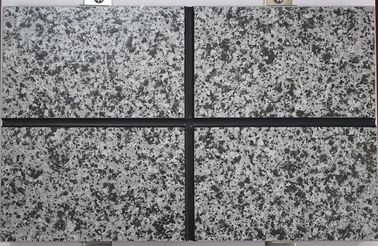 China Exterior Eco - Friendly Decorative Insulation Board Rock Wool With Stone Paint supplier