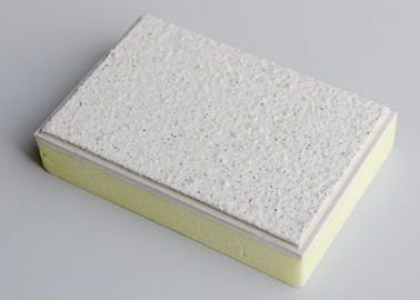 Durable Granite Finish Thermal Insulation Board For Walls Various Patterns