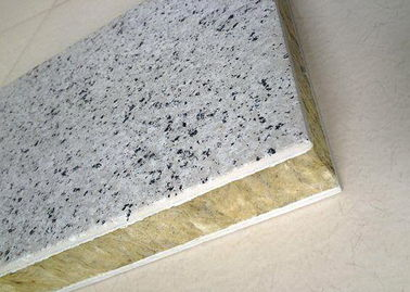 China Integrated Decorative Insulation Board / Waterproof House Insulation Panels supplier
