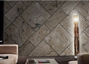 China New Material Flexible Ceramic Tile  / Porcelain Floor Tiles 3mm Thickness supplier