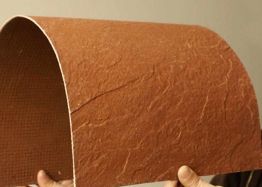 Composite Recycled Soft Floor Tiles Modified Clay Material
