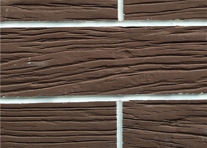 Durable Flexible Ceramic Tile Wood Look Ceramic Tile For Wall Decoration