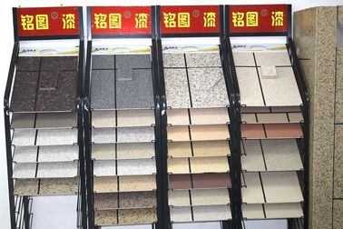 China Environment Friendly Granite Spreadable Stone Coating UV Resistance distributor